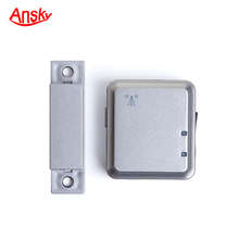 GSM Real-Time Tracker GSM Independent Door Magnetic and Vibration Alarm Door Alarm Support Open / Close Door gsm Alarm System