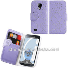 Diamond Case For Samsung Galaxy s4 mini i9190 For Samsung Galaxy s4 mini i9190 i9192 Case
