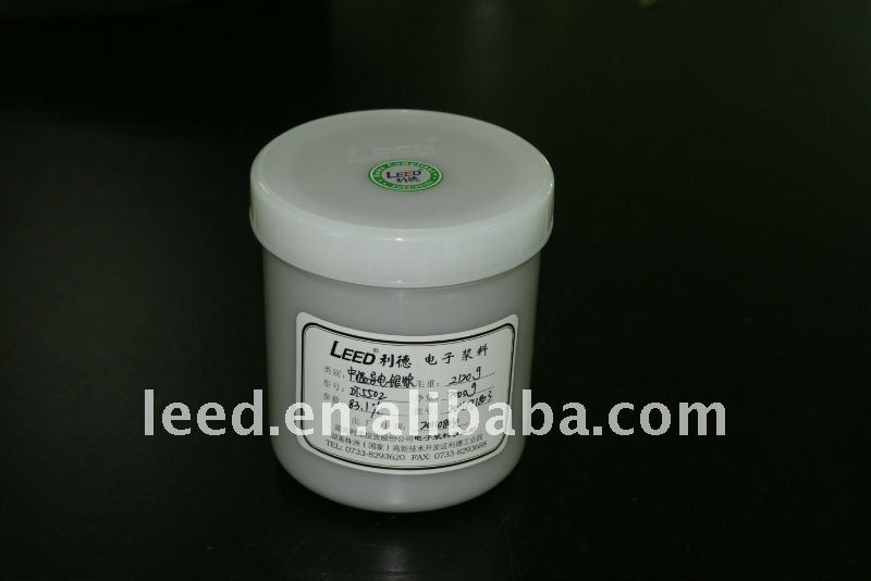 silver conductive paste for solar cell