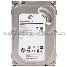 2TB 7.2K 3.5 SATA ST32000644NS Disco duro has 3 years warranty with high quality