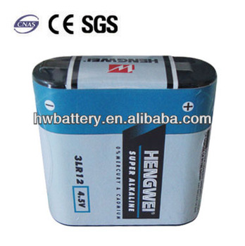 ALKALINE BATTERY 4.5V 3LR12-1/B