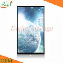 49 inch flat screen tv for advertising display