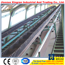 donut conveyor mobile rubber band conveyer small transportation machine system