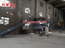waste tire recycling equipment manufacturer