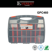 carrying Polypropylene Plastic Storage Case with Handle