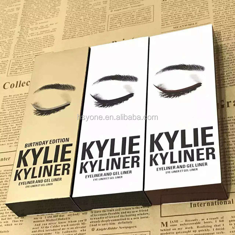 Holiday Wholesale Gel Liner Kylie Cosmetics Eye Beauty Liner with High Quality