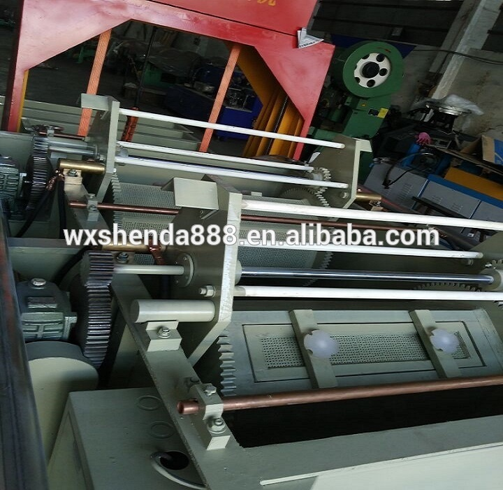 Automatic Common Wire Umbrella Head Roofing Nail Making Machine Maker