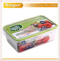 2014 New crisper food storage containers fresh box