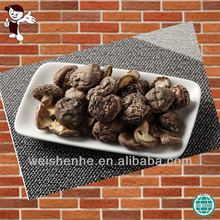 Dried bulk mushrooms shiitake