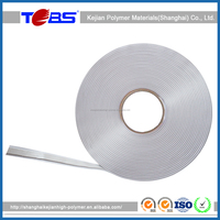 Oxide resistance single sided adhesive butyl rubber tape