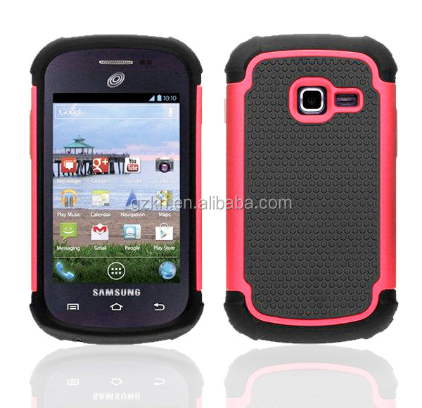 For Samsung Galaxy centura SCH S738C high impact case