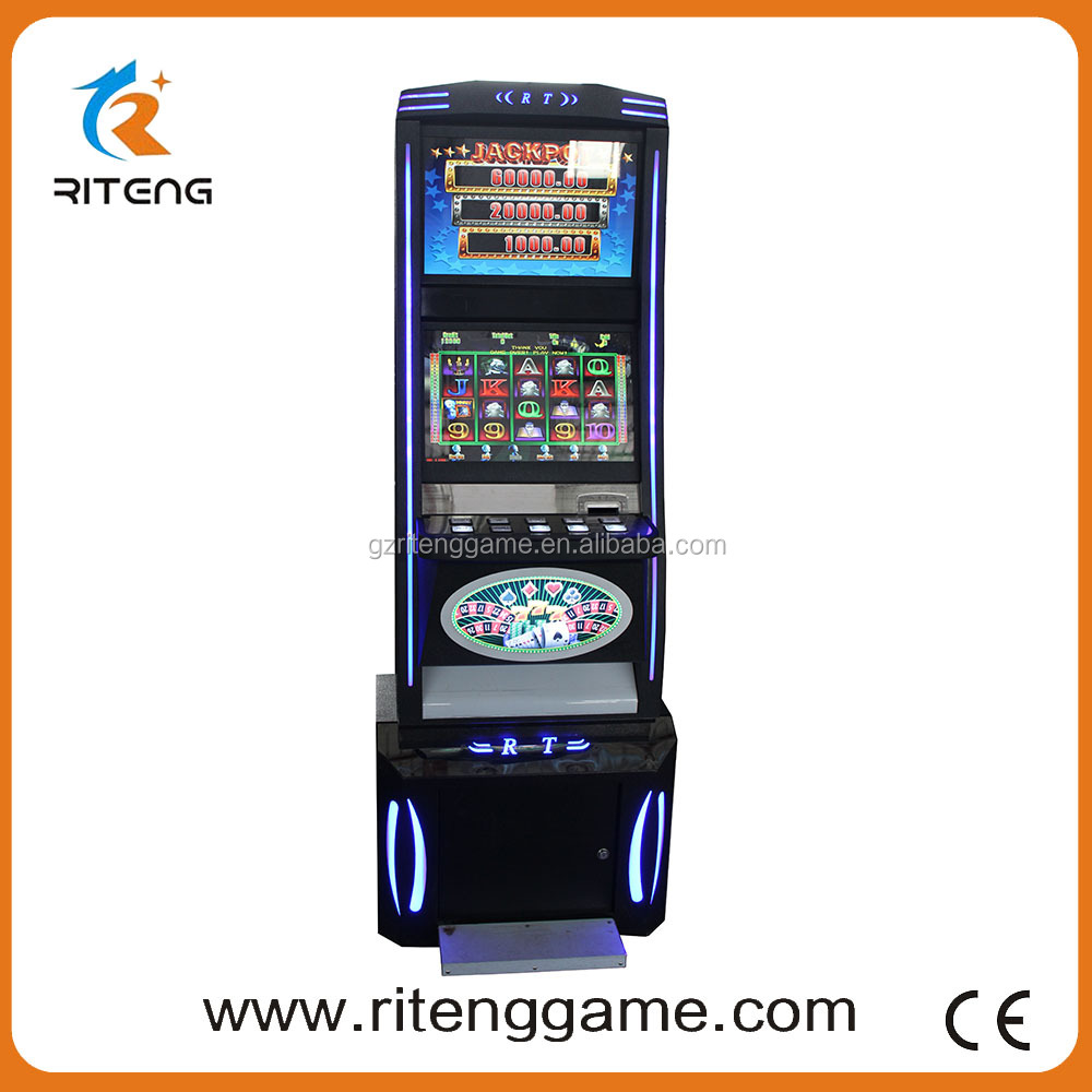 lottery supplies gambling game Bingo game machine for game center