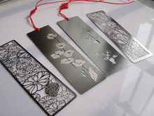 2015 engrave metal bookmark <strong>crafts</strong>