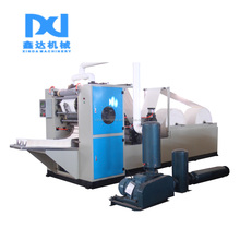 converting processing facial tissue production line v fold cheap kleenex interfolding tissue paper machines FT20A