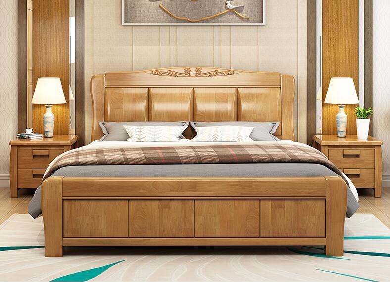 latest wooden bed design wooden adjustable box storage bed design for bedroom furniture & Latest Design Wooden Bed Adjustable Box Storage Bed Design For Hotel ...