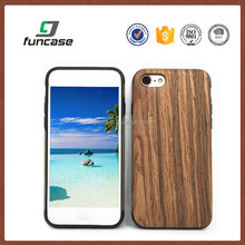 Hot sale waterproof wood mobile phone cover case for iphone 5s