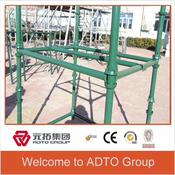 China supplier best price Outdoor construction material cuplock scaffolding for sale