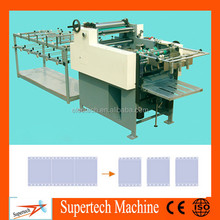 Automatic Continous Forms Burster, Commercial Paper Tearing Machine