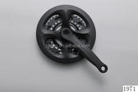 IS307P1 steel 28T/38T/48T chainwheel bicycle