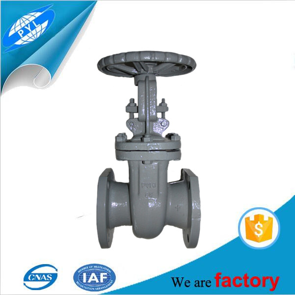 Medium temperature ductile iron steam gate valve valve brand