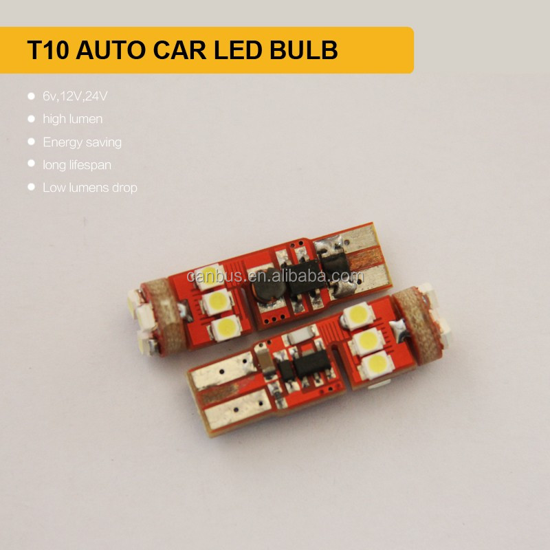 2w 9 smd t10 drivemocion led car message top sign