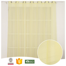 High Quality Useful inexpensive punched turkish sheer curtain fabric