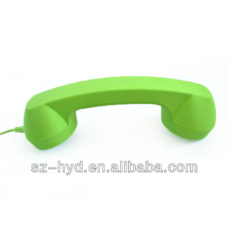 telephone handset cord mobile phone handset wholesale (NT-EI004)