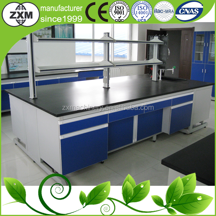 Chinese epoxy resin tops chemistry laboratory furniture manufacturers