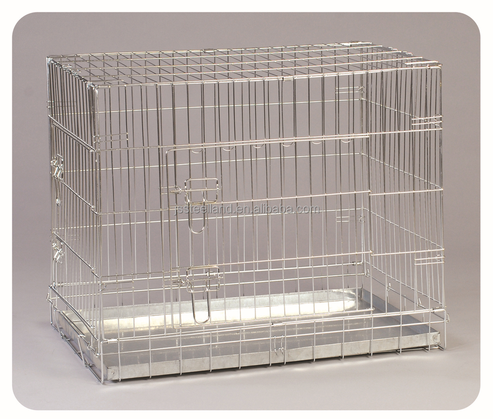 hot sales durable metal wire pet cage with various sizes dog kennel