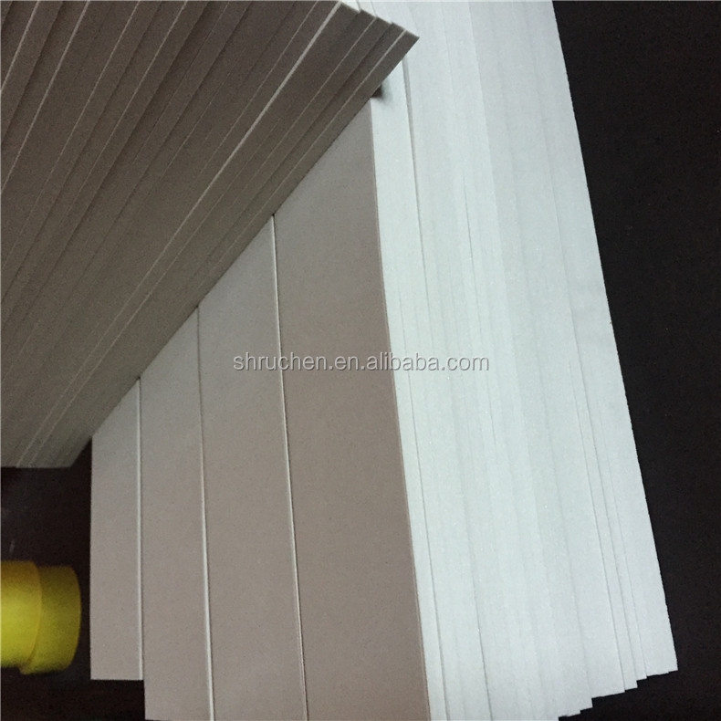 Hot Sale white Ultra-Thin Eva Foam 1Mm 2Mm 3Mm 4Mm Sheets