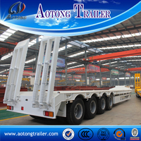 Heavy Duty 80 Tons 4 Axle