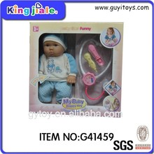 Economical custom design child toy doll baby born