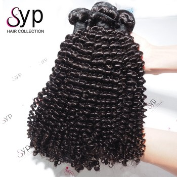 Cheap Cuticle Aligned Hair Manufactured Good Curly Weave Bundles Of Hot Hair Products