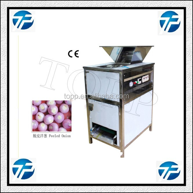 Industrial Automatic Onion Peeling Machine for Sale