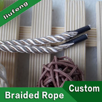 7mm TOP QUALITY boat dock line rope