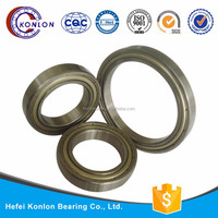 Konlon New arrival different size 6204 OPEN ZZ 2RS motorcycle bearing