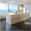 Factory wholesale cheap price china custom modern american contemporary kitchen furniture