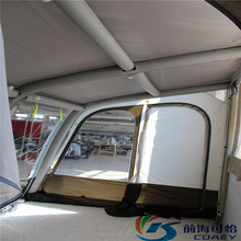 hot sale high quality air 390 inflatable caravan awning