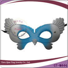 cheap Funny Animal bird shape Party Masks for kids party