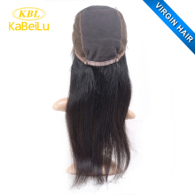 Noble quality full face wig ombre, ombre wig human hair, full lace wig 18 inches yaki straight ombre brown