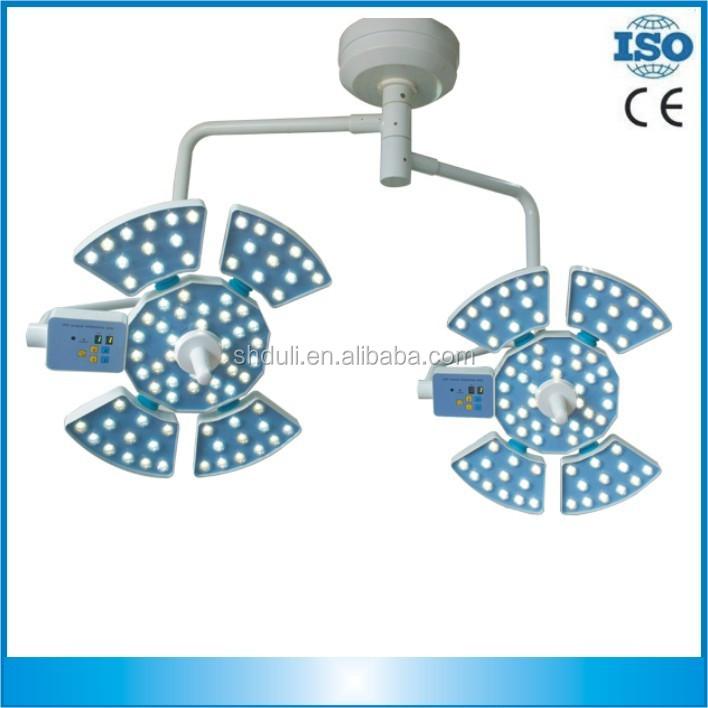 adjustable height ceiling surgical light