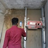 High efficiency hot sale cement mortar plastering machine for wall