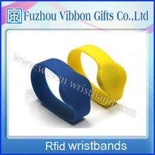 Factory Direct sell Custom Smart Rfid Wristband