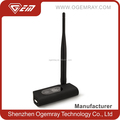 1000MW High power 1T1R 150Mbps USB Wireless wifi dongle