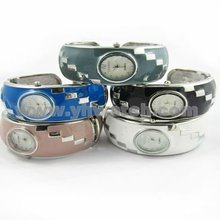 Made in China 2014 Trendy Colorful Bangle Watches Ladies elements japan movt quartz watches brands