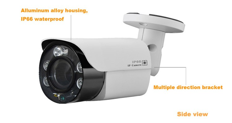 Hotsale 2MP AHD HDCVI HDTVI Analog Camera 4 in 1 Video Input Water-proof IP66 Top 10 CCTV Camera