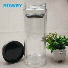 900ml Wide Neck Tea Infuser New Large Bottle Water Containers