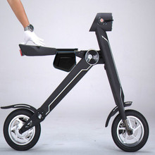CE approved foldable 350w folding electric scooter motor