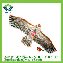 Traction power flying stunt kites the eagle kite
