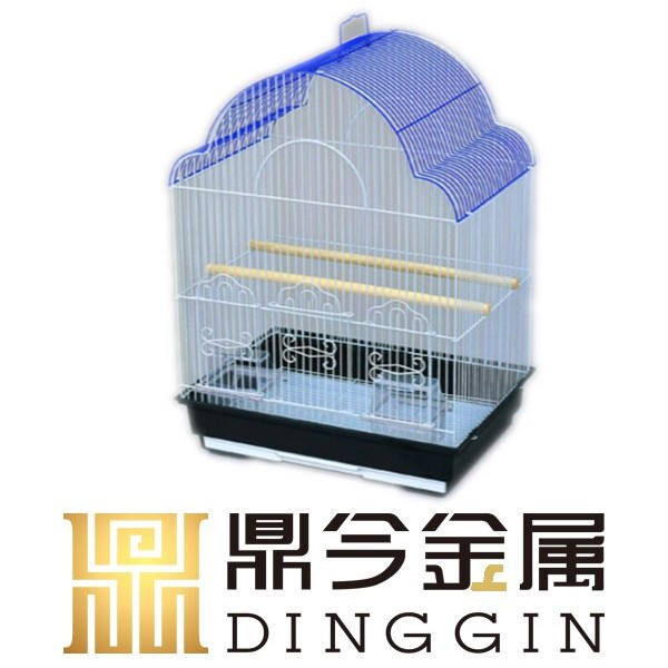 Folding packing bird cage